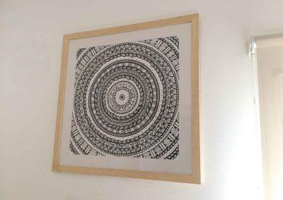 Kokon - Cuadro Mandala
