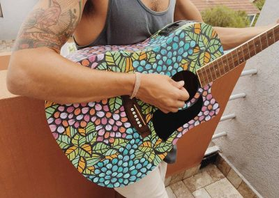 Kokon Arte - Objetos - Guitarra